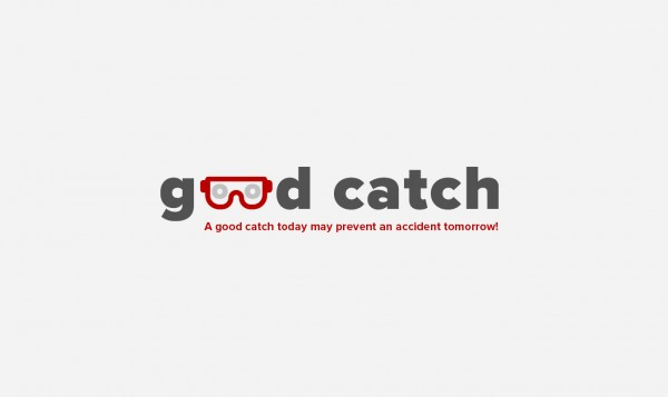 Vector image of Good Catch program